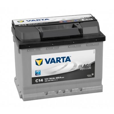 Batería para coche VARTA 56Ah