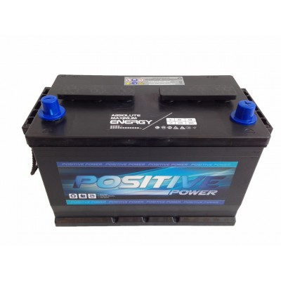 Batería para coche 100 Ah