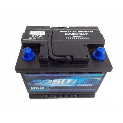 Batería para coche 60 Ah