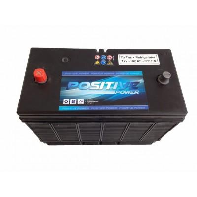 Batería para tractor 102AH