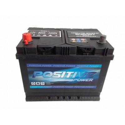 Bateria para tractor 12v 80 ah