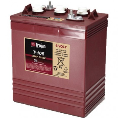 Batería cíclica TROJAN T105 225Ah