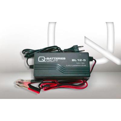 Cargador de baterías 12v 5A