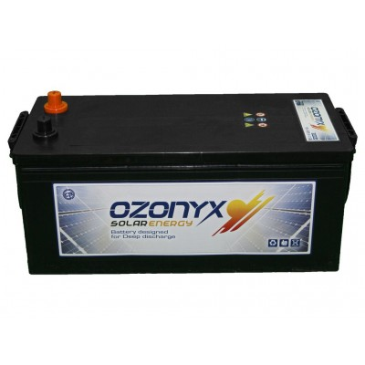 Batería solar 205Ah