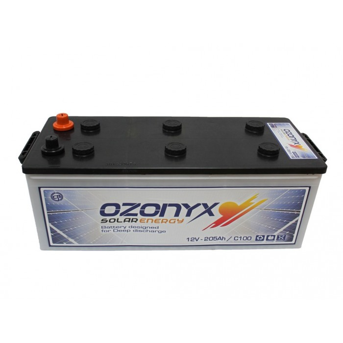 Batería solar 200Ah