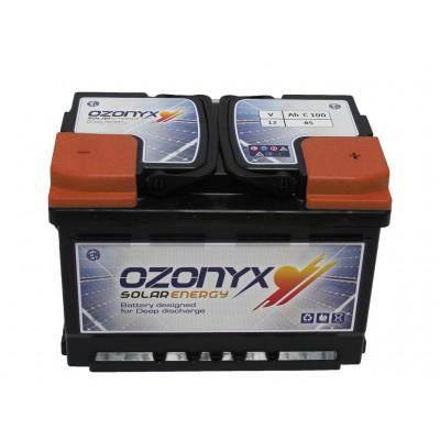 Batería solar 80Ah