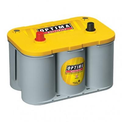 Batería para autocaravana Optima YT R 3.7