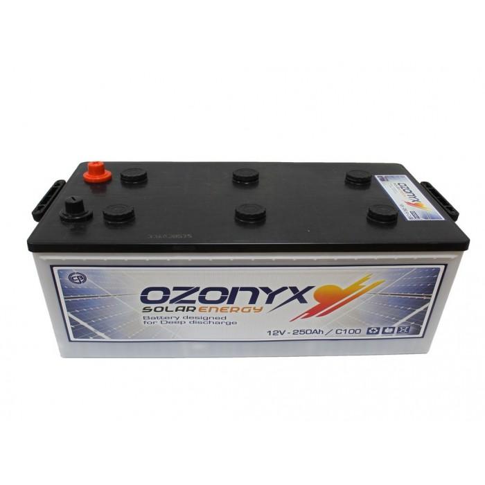 Batería solar 250Ah