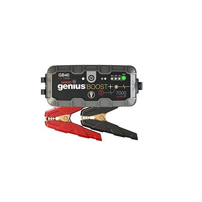 Booster Arrancador de emergencia 12V 1000A GB40