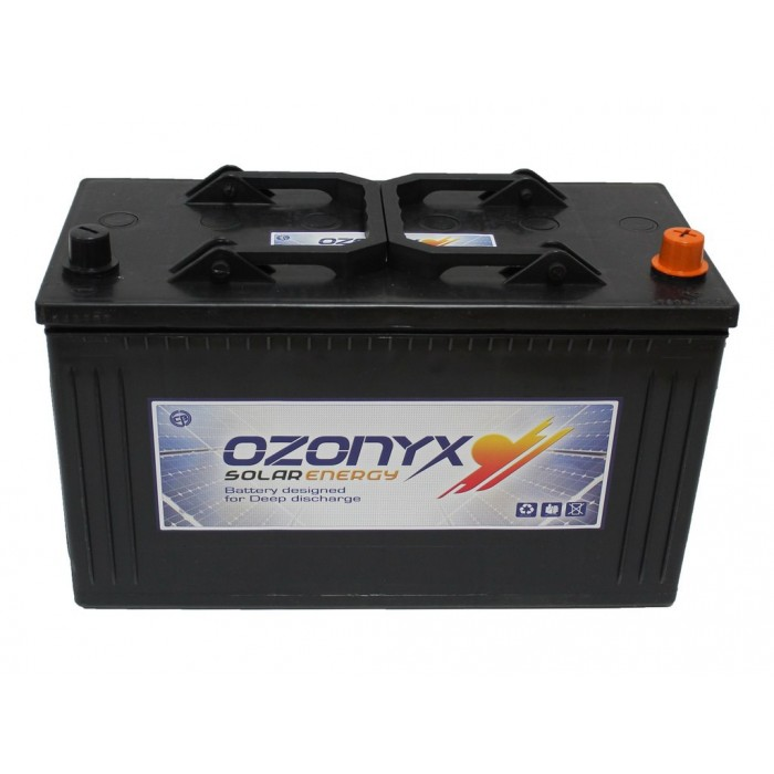 Batería solar 120Ah