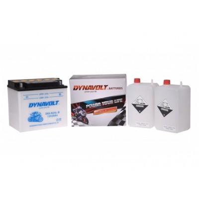 Batería para moto Y60-N24AL-B