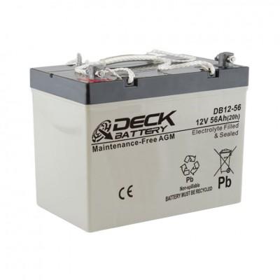 Batería ciclo profundo para fregadoras 6V 259Ah