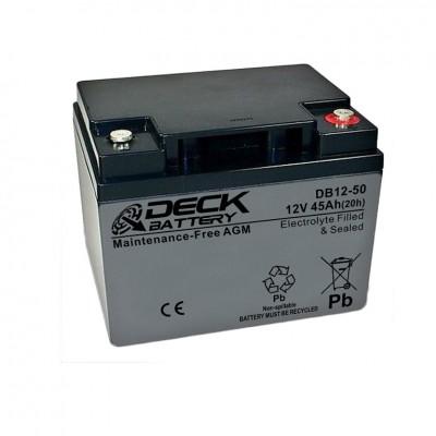 Batería ciclo profundo para carretilla 6V 270Ah
