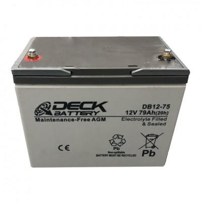 Batería para coche 80Ah EFB