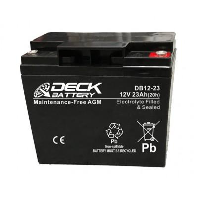 Batería para juguetes AGM 6V 12Ah