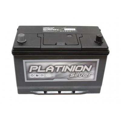 Batería para coche 100Ah 4X4 positivo izquierda