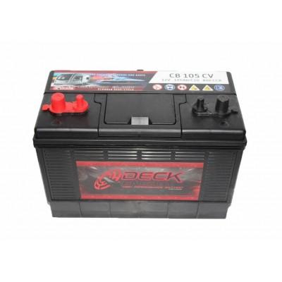 Batería para coche 65Ah EFB