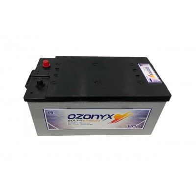 Batería para todoterreno 75Ah EFB