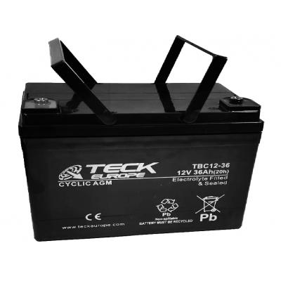 Batería para furgoneta 85Ah EFB
