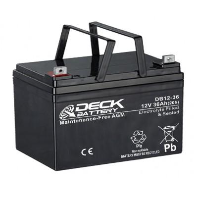 Batería AGM 36Ah