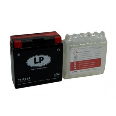 Batería para moto YT12B-BS / YT12B-4