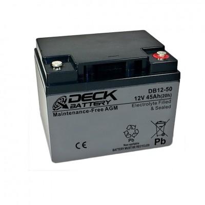 Batería AGM 50Ah
