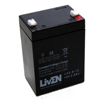 Batería para juguetes AGM 12V 2.9Ah
