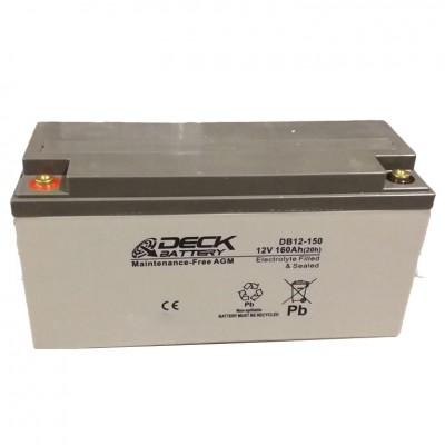 Batería AGM 160Ah