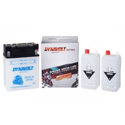 Batería para moto YB16CL-B