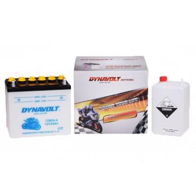 Batería moto 12N24-4