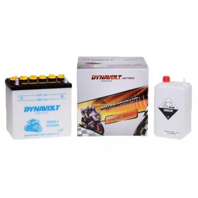Batería para moto 12N24-3