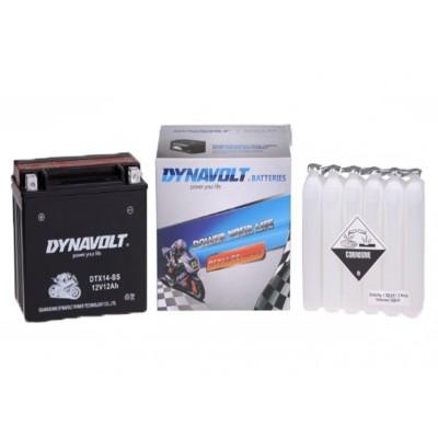 Batería para moto YTX14-BS