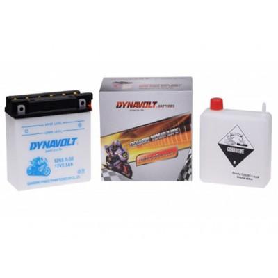 Batería para moto 12N5.5-3B