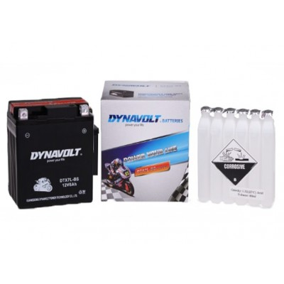 Batería para moto YTX7L-BS