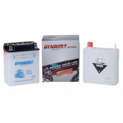 Batería para moto YB7-A