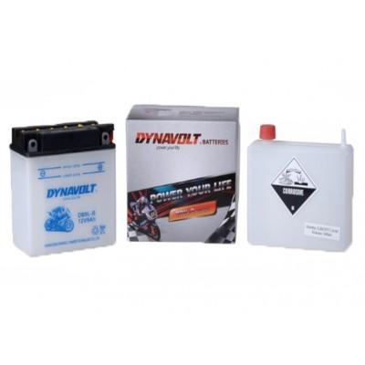 Batería para moto YB9L-B