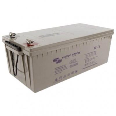 Batería para carretilla gel sellada 220Ah