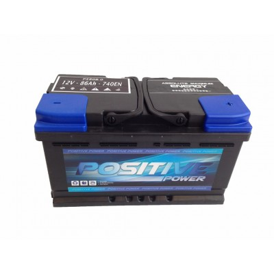 Batería para coche 86Ah