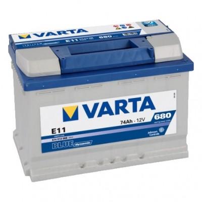 Batería VARTA 74AH
