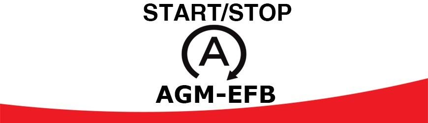 AGM START/STOP 4X4
